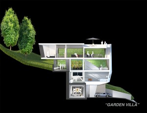 Triple-Double House - Emerged