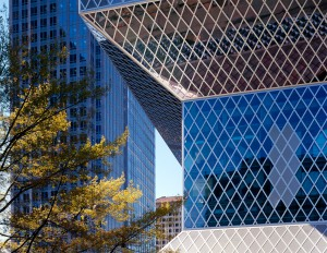 Seattle Central Library - Discovery