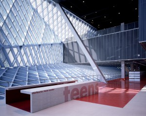 Seattle Central Library - Emerged