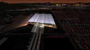 McCarran International T3 - Issue