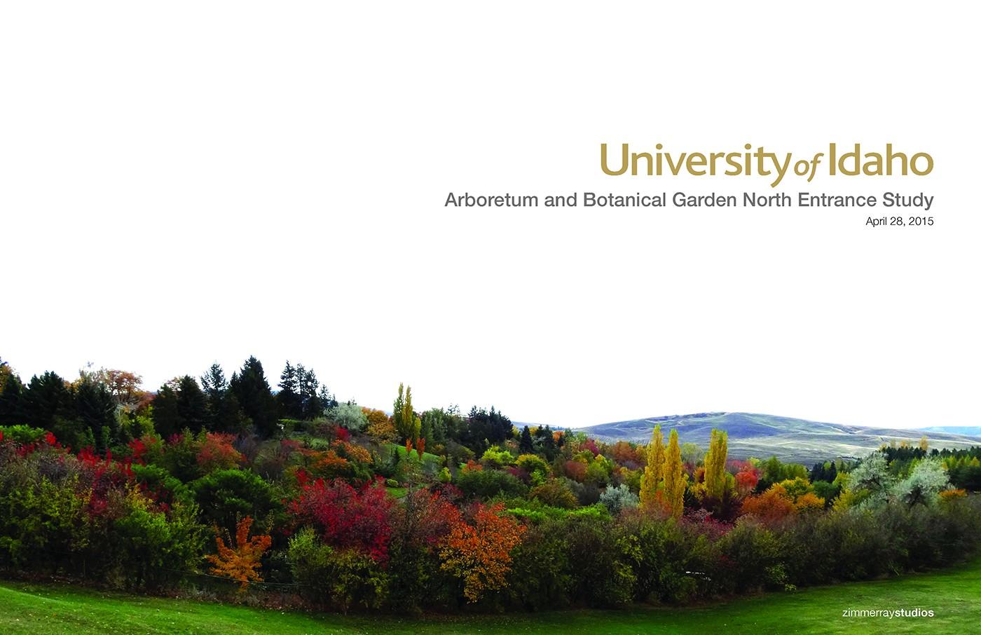 University of Idaho Arboreta | Zimmerray Studios